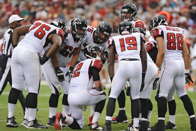 Predicting the Outcome of Every Remaining Game on the Falcons 2013 Schedule
