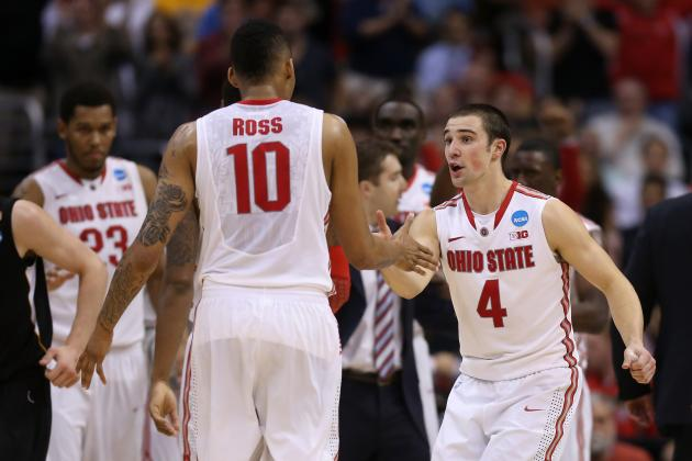 Ohio State Basketball: Pass-Fail Marks for Buckeyes' Top Players in 2013-14
