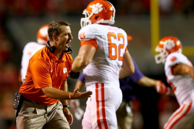 Clemson Tigers vs. Virginia Cavaliers: Complete Game Preview