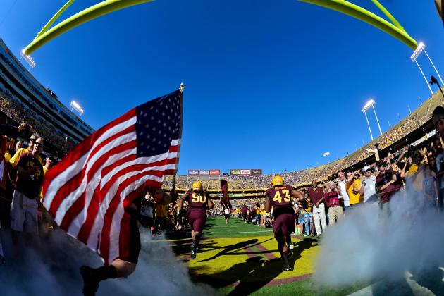 Arizona State Sun Devils vs. Washington State Cougars: Complete Game Preview