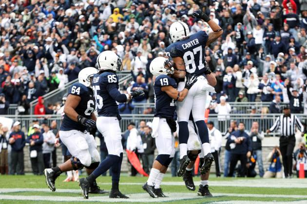 Illinois vs. Penn State: 10 Things We Learned in Nittany Lions Win