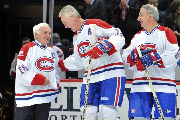 The All-Time Greatest Montreal Canadiens at Every Position
