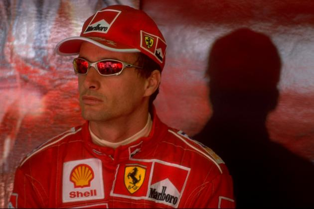 The Nearly Men: The 10 Drivers Closest to Winning the F1 World Title
