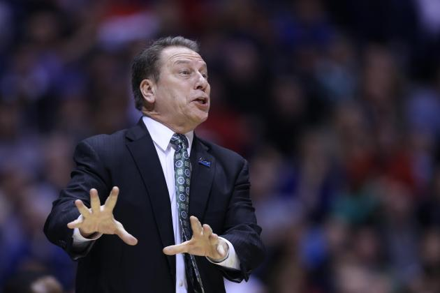Michigan State Basketball: Pass-Fail Marks for Spartans' Top Players in 2013-14