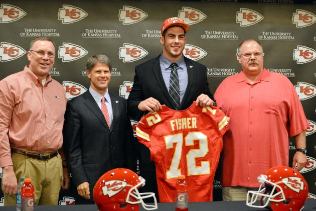 Kansas City Chiefs Rookie, Free Agent and Trade Midseason Progress Report