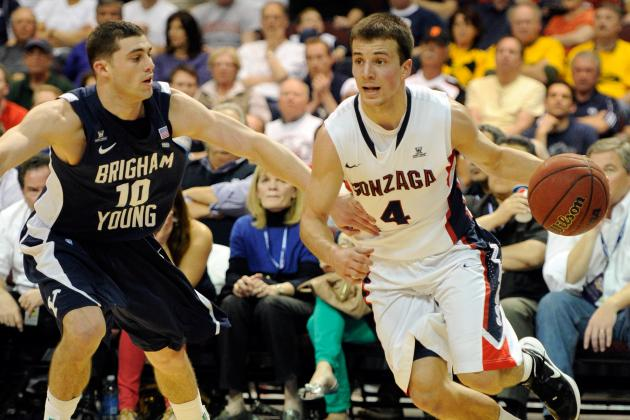 Gonzaga Basketball: Bulldogs' 5 Biggest Games in 2013-14 Season