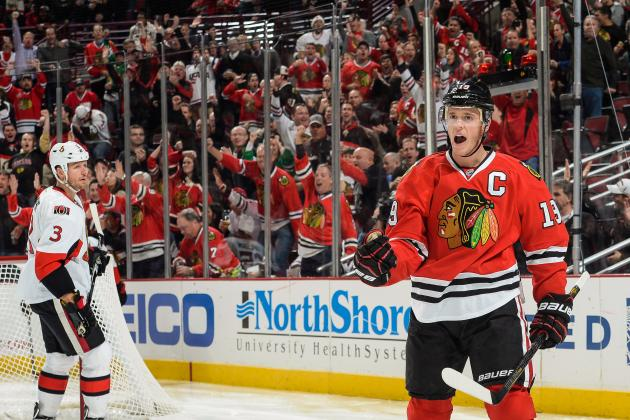Solutions to Chicago Blackhawks' Biggest Problems Early in 2013-14