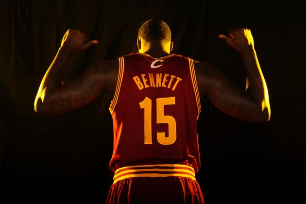 Predicting Where Anthony Bennett's Rookie Year Will Rank Against Cavs' Best