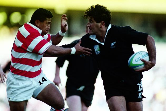 Japan vs. New Zealand: Re-Living All Blacks' Record Win in 1995