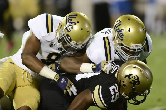 Colorado Buffaloes vs. UCLA Bruins: Complete Game Preview