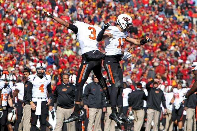 Oklahoma State Cowboys vs. Texas Tech Red Raiders: Complete Game Preview