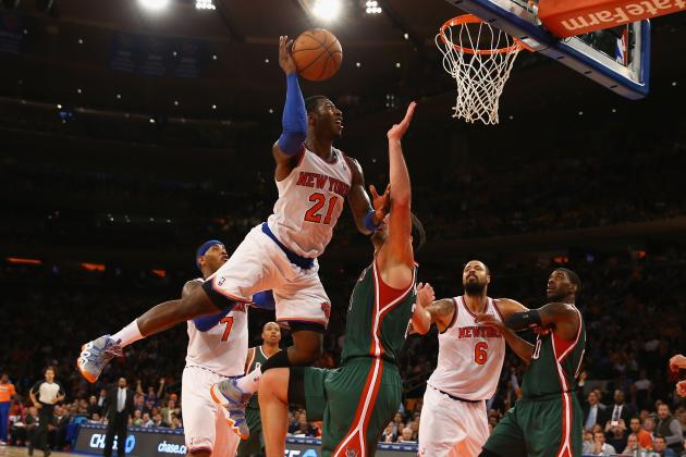 Milwaukee Bucks vs. New York Knicks: Postgame Grades and Analysis