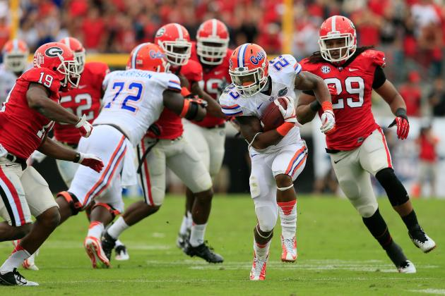 Georgia vs. Florida: Whose 2014 Recruiting Class Is Better Right Now?