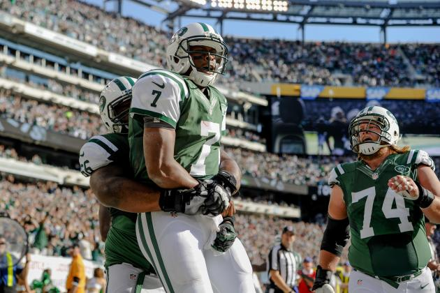New York Jets Rookie, Free Agent Midseason Progress Report