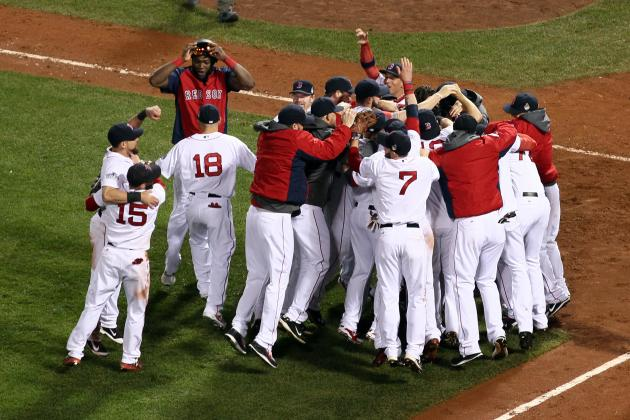 5 Things Red Sox Fans Are Thankful For