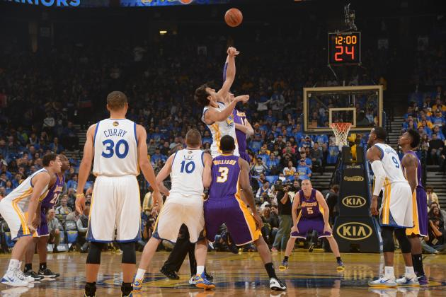 Los Angeles Lakers vs. Golden State Warriors: Postgame Grades and Analysis