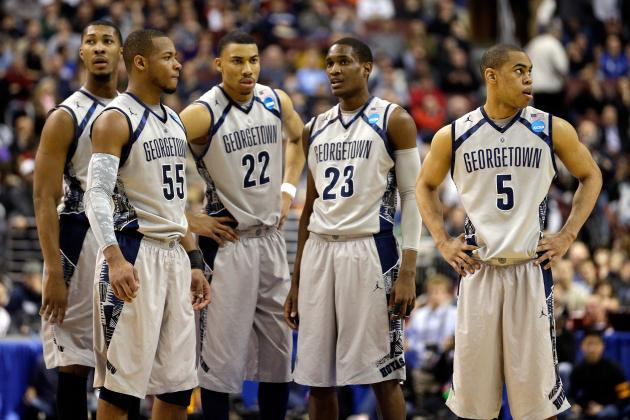 Georgetown Basketball: Complete Roster, Season Preview for 2013-14 Hoyas