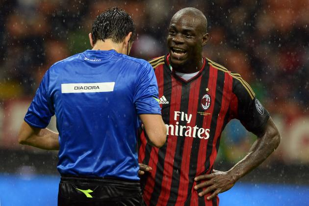 Paper News and Gossip: Balotelli Chelsea Link Crushed, Aguero Slammed and More