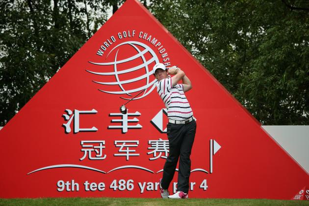 HSBC Champions 2013: Daily Leaderboard Analysis, Highlights and More