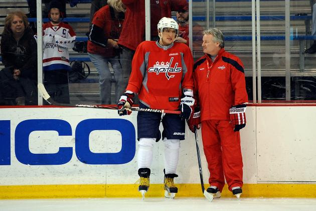 The All-Time Greatest Washington Capitals at Every Position