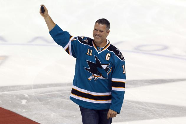 The All-Time Greatest San Jose Sharks at Every Position