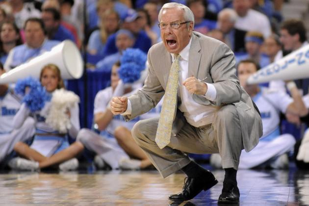 UNC Basketball: Pass-Fail Marks for Tar Heels' Top Players in 2013-14