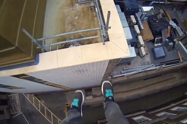 20 Absolutely Terrifying POV Sports Videos