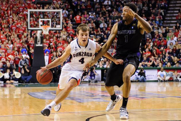 Gonzaga Basketball: Pass-Fail Marks for Bulldogs' Top Players in 2013-14