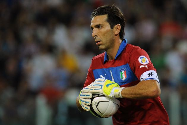 Italy: The 4 Best Backup Options to Gianluigi Buffon