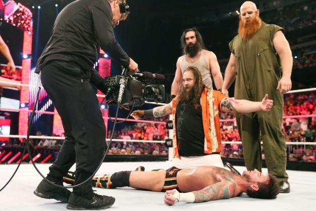 WWE Survivor Series 2013: Dream Booking Traditional Survivor Series Matches