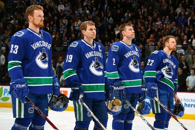 The Best All-Time Canuck at Each Position