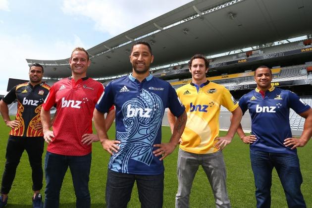 Breaking Down the 2014 New Zealand Super Rugby Squads