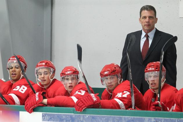 5 Prospects Most Important to Detroit Red Wings' Future
