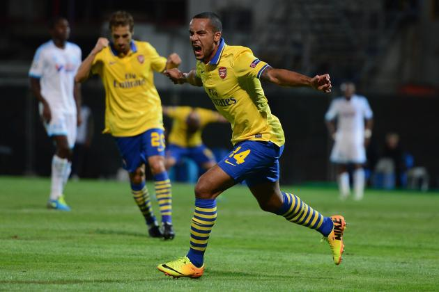 Paper News and Gossip: Walcott Monaco Link, Sturridge Joy and Van Persie Worry