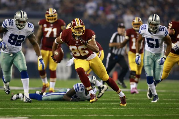 Washington Redskins: Rookie, Free-Agent Midseason Progress Report