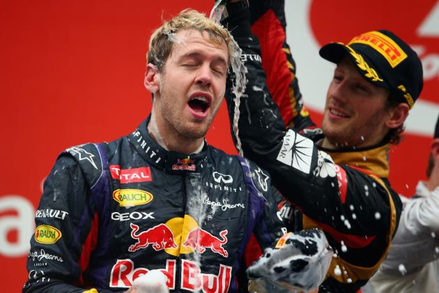 Abu Dhabi F1 Grand Prix 2013: Results, Times for Practice and Qualifying