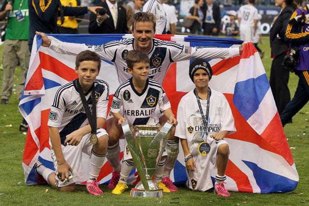 Brooklyn Beckham and the Most Talented Footballer Offspring