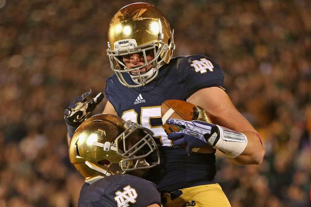 Best College Football Moments in Notre Dame History
