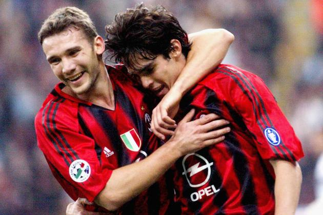 AC Milan's Best Signings of the Past 15 Years