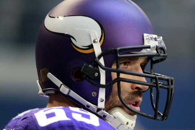 8 Players Minnesota Vikings Shouldn't Bring Back in 2014-15