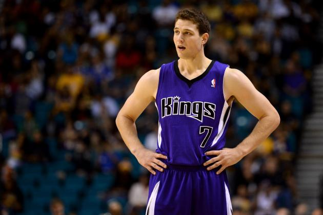 6 2013-14 NBA Playoff Contenders That Should Trade for Jimmer Fredette