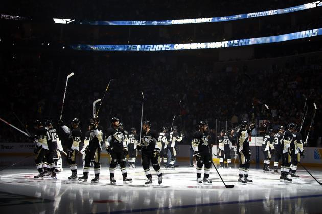The All-Time Greatest Pittsburgh Penguins at Every Position