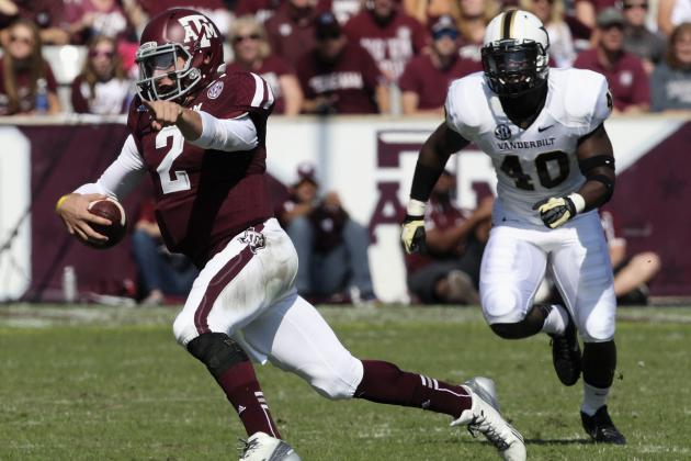 Texas A&M Football: Aggies 4 Most Likely Bowl Opponents