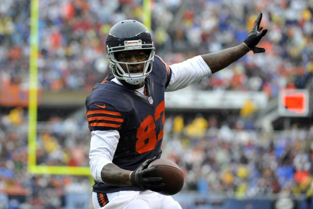 Chicago Bears: Rookie, Free-Agent Midseason Progress Report