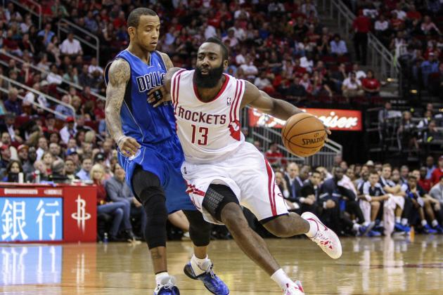Dallas Mavericks at Houston Rockets: Postgame Grades and Analysis for Houston
