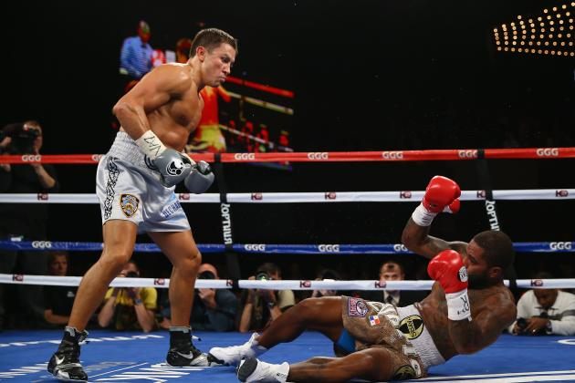 The Hottest Boxing Storylines to Watch in Week of November 4