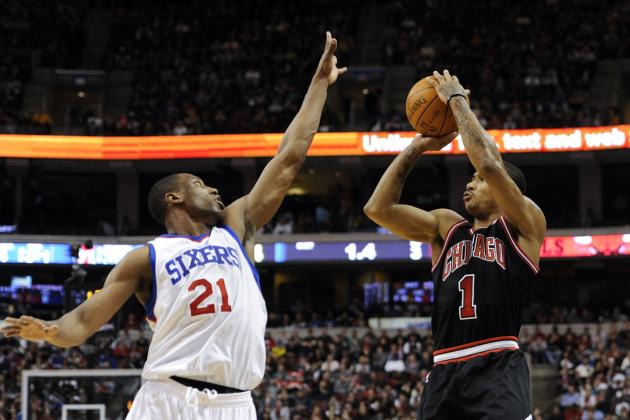 Definitive Guide to Bulls vs. Sixers and Saturday's Top NBA Games