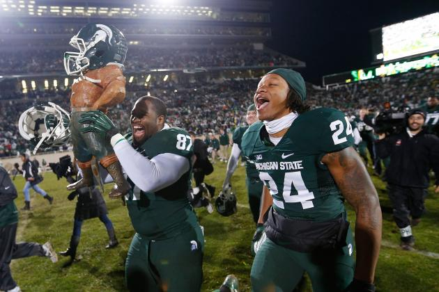 Winners and Losers from Week 10 of College Football
