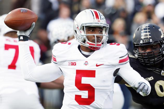 Ohio State vs. Purdue: 10 Things We Learned in Buckeyes' Win