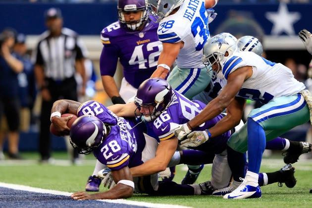 Vikings vs. Cowboys: Takeaways from Minnesota's 27-24 Loss to Dallas